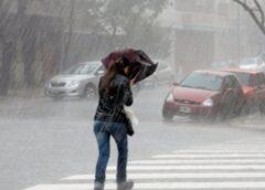 Se inicia la semana con tormentas y una máxima de 24 grados en el AMBA